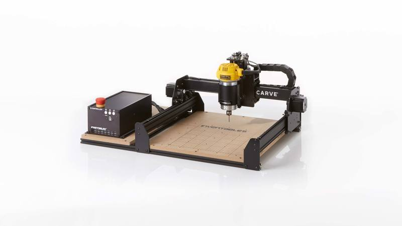X - carve. Inventables: World's Easiest CNC System for Machining