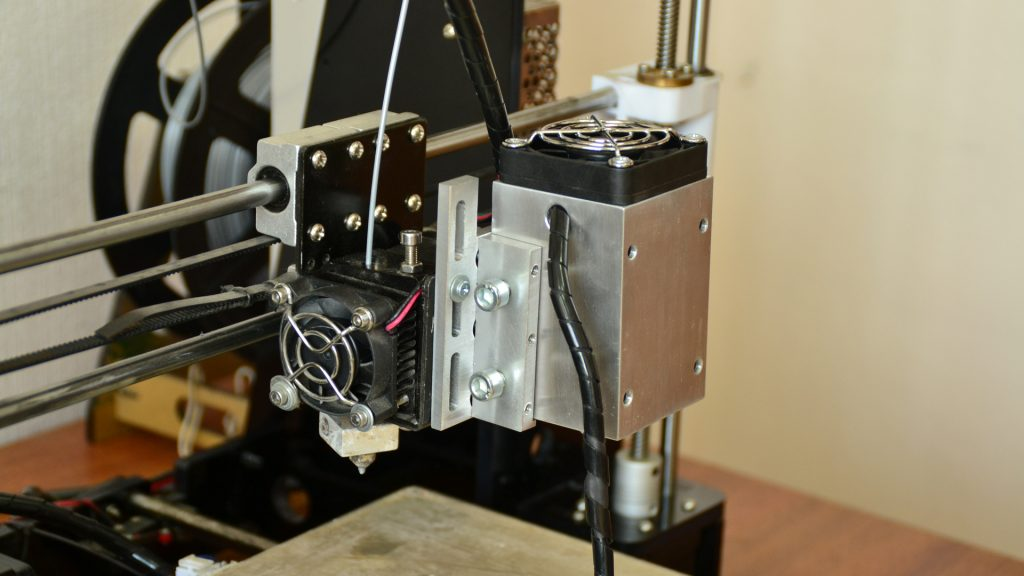 Add the laser to Anet A8 3d printer