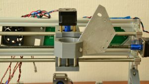 Mounting the laser to CNC 3018