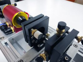Endurance lasers start to make new diode-pumped YAG INDUSTRIAL lasers with an output power of 75W-200W CW