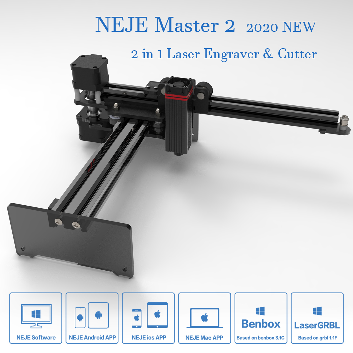 Review of ORTUR and Neje Master 2 Laser engraving machines