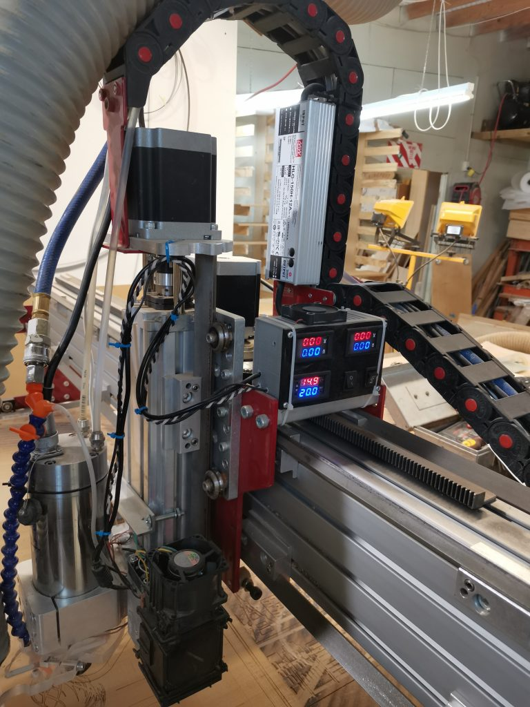 Installing Endurance lasers on difference CNC frames