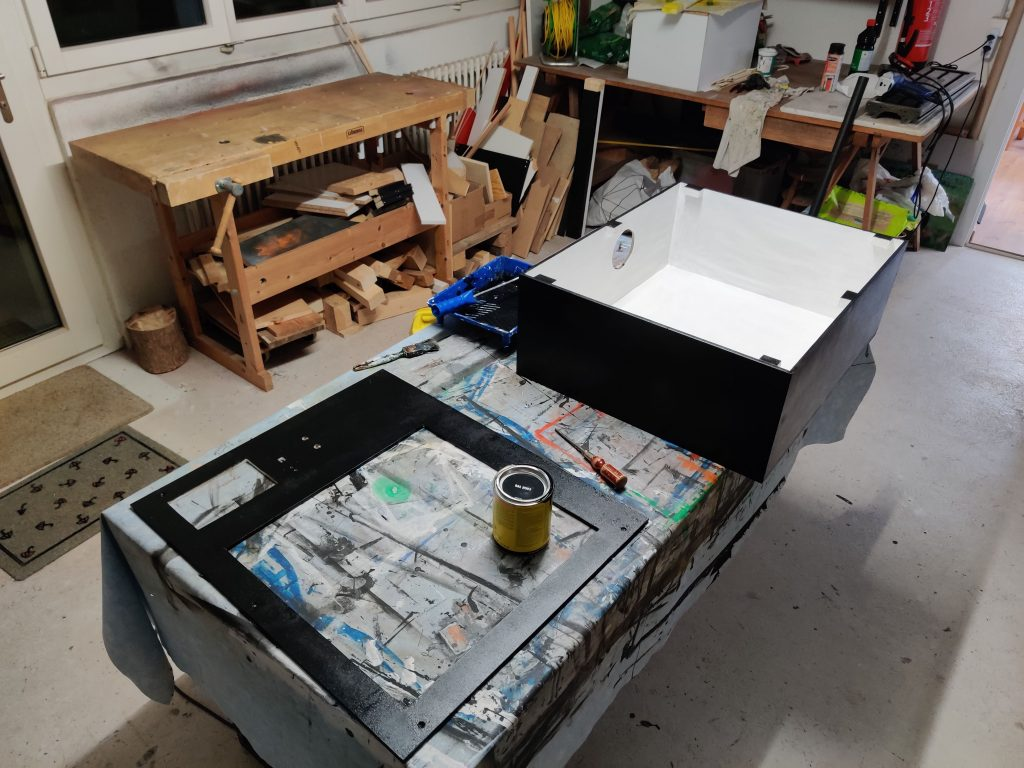 How to make an enclosure for Ortur Laser Master 2