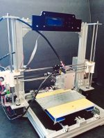 Compatible 3D printers with diode lasers