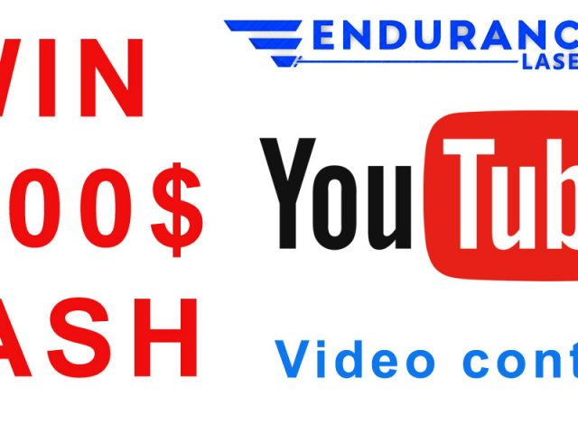 An Endurance and YouTube video contest. Win 1000$ cash