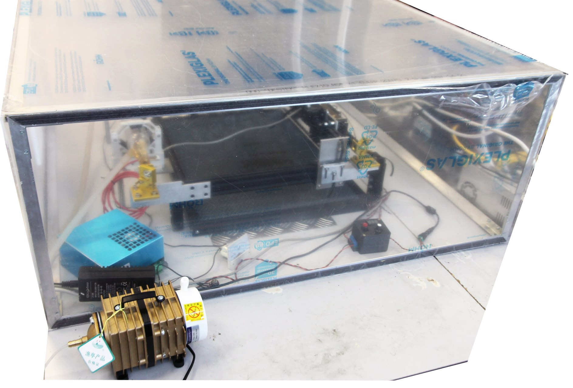 laser protective box (enclosure) for your laser engraving / cutting machine