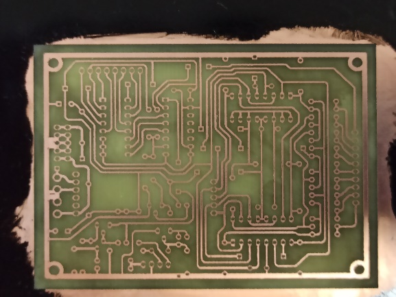 How to make a PCB yourself? Create your own DIY PCB with the laser.