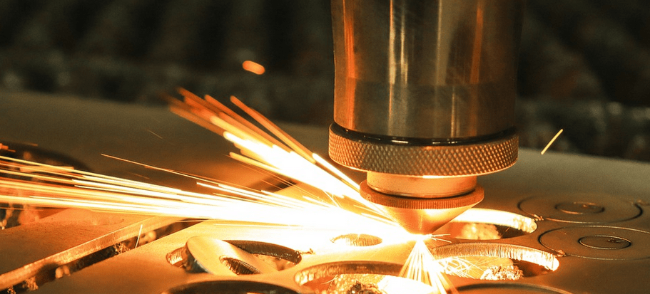industrial lasers METAL CUTTING
