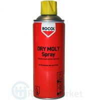 Dry lube moly