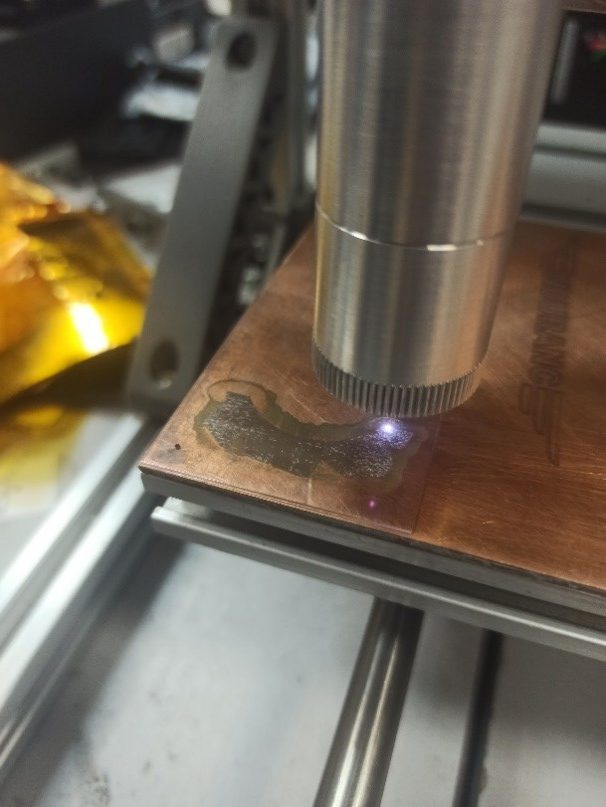 Sapphire glass color laser engraving / etching / marking - all you need to know
