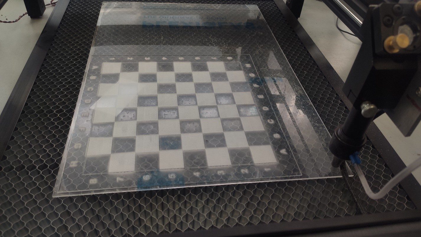How to make your own chess - detailed instruction.