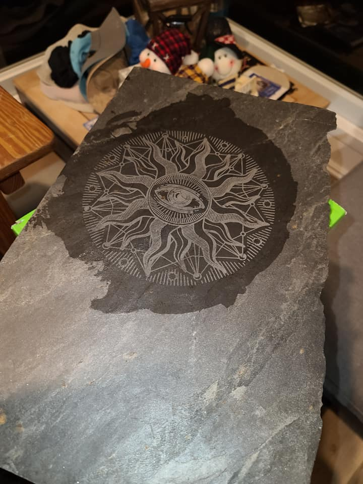 Laser Engraving & cutter projects - photo and files - best ideas