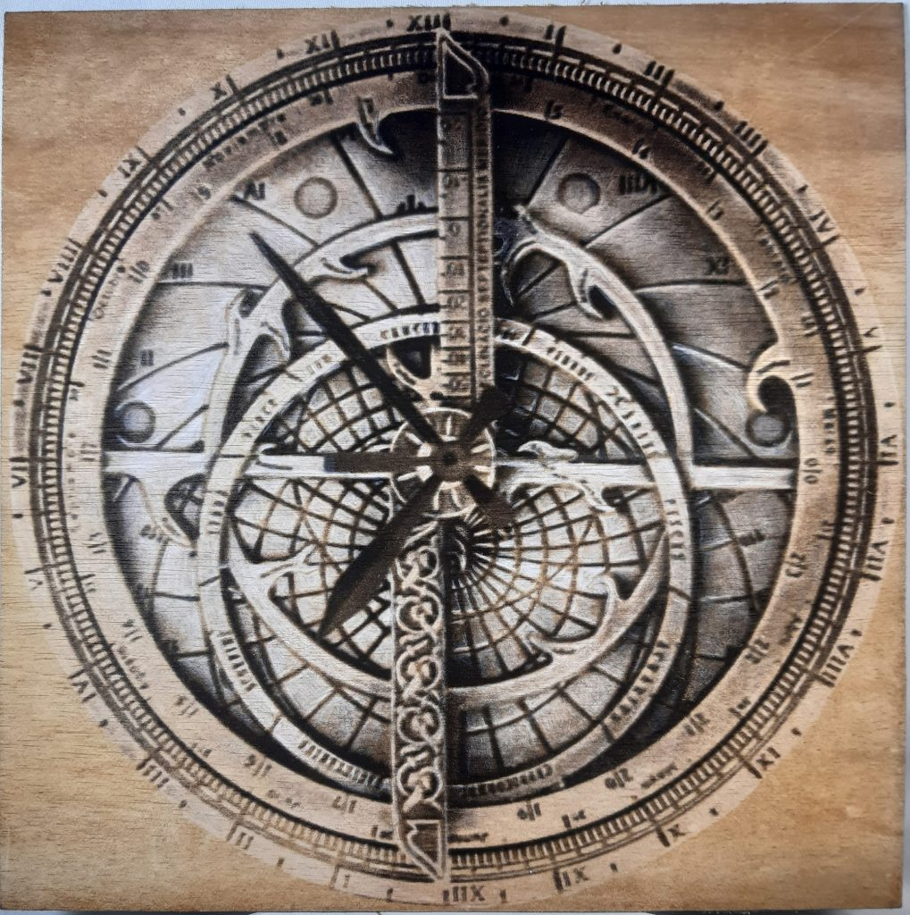 If you need to make astrological calculations to get your life back on track during these difficult times, then you'll need a trusty old Astralabe to get you started