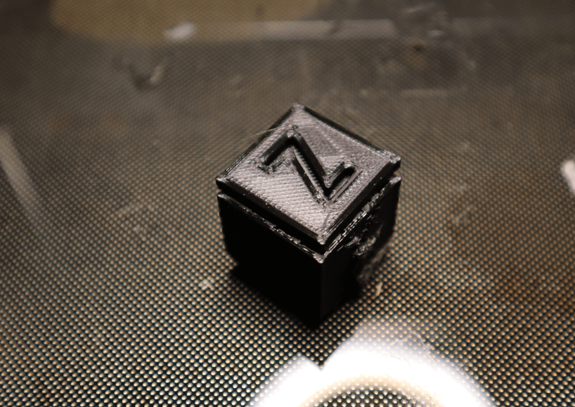 Examples of layer shifting in a 3D print on an FDM printer.