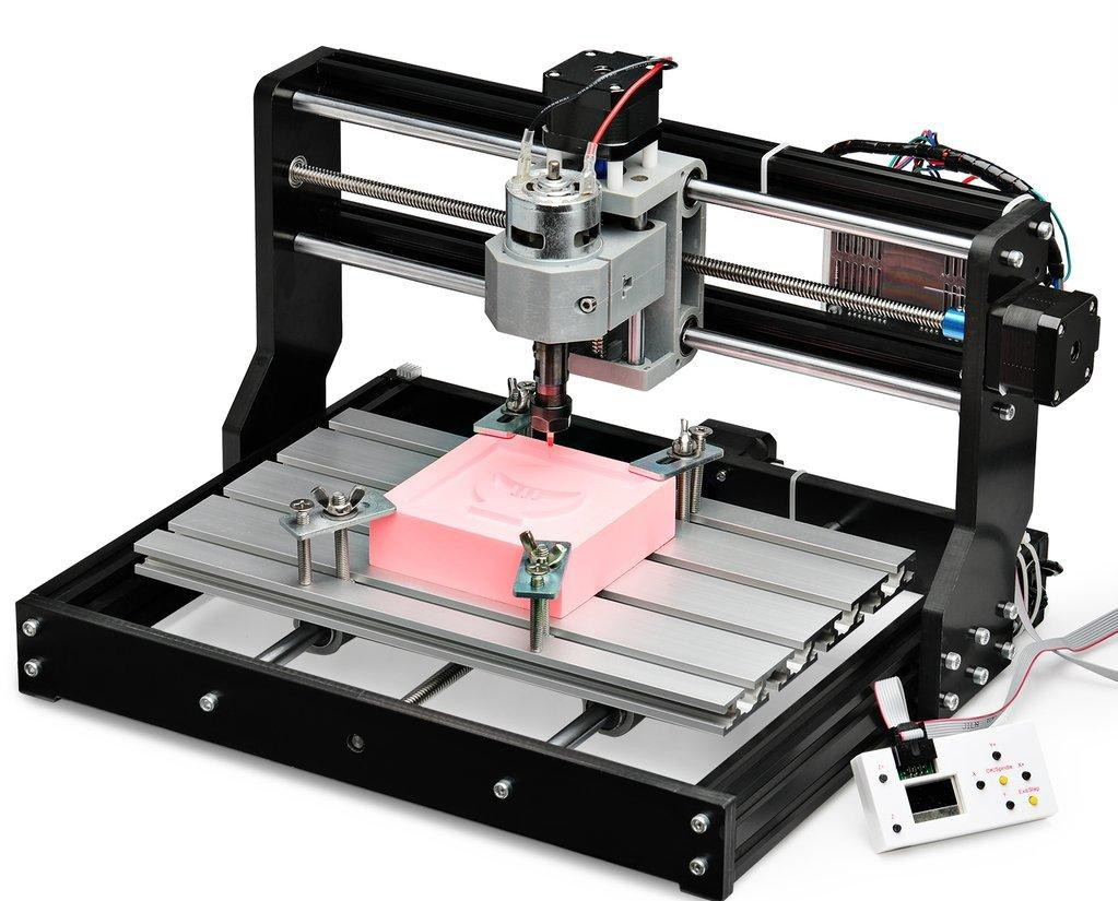 Introduction to CNC for a Total Novice Getting Started