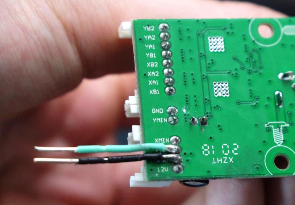 Option with soldering