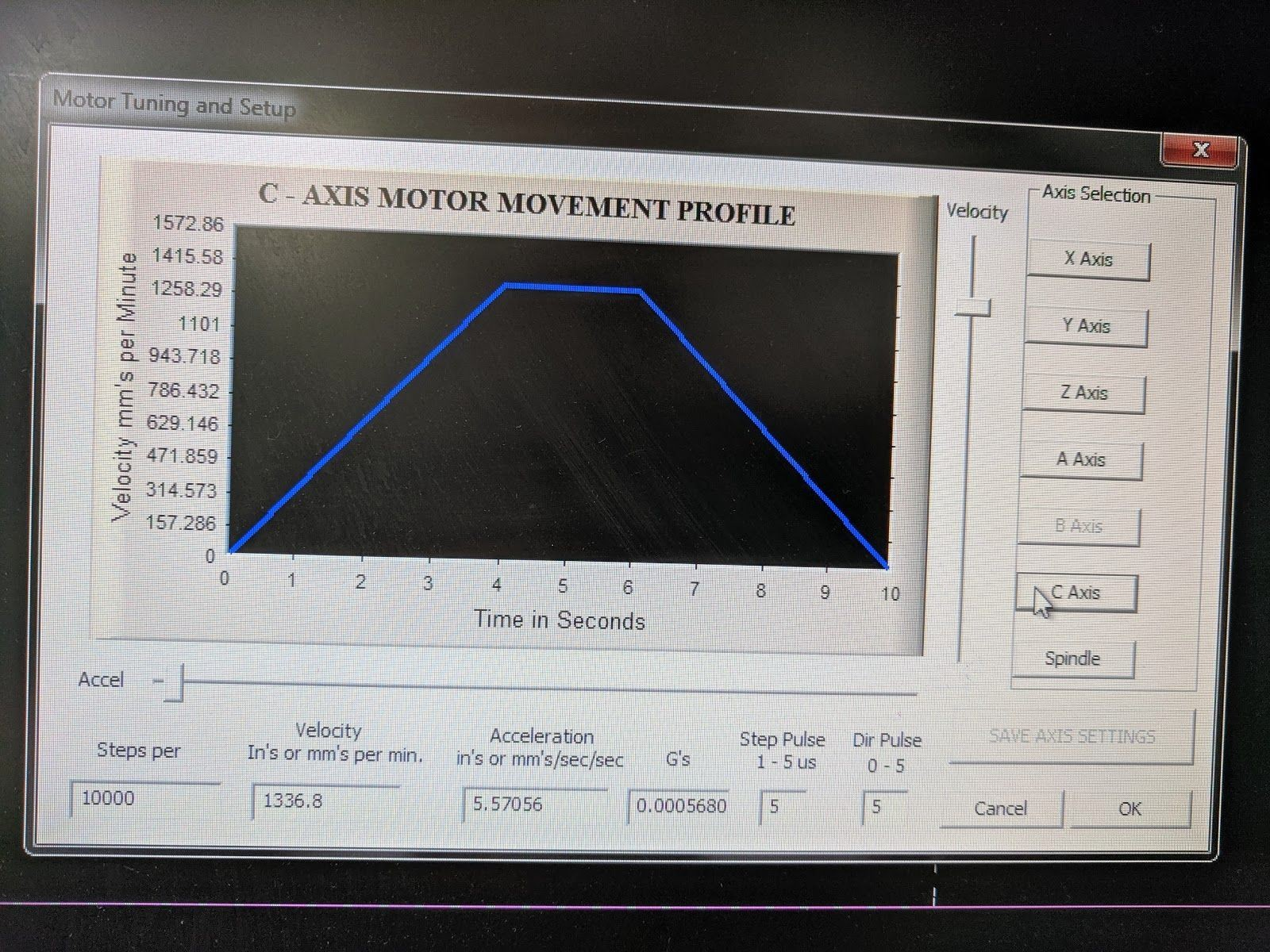 Setting up your Endurance Laser using Mach3