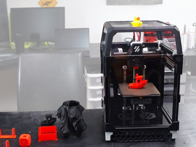 How to build you own 3D printer